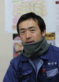 奈良ライフラインサービス㈲ ・専務取締役 四方 充 氏