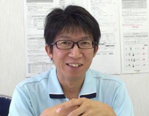 ㈱グランドアイビー・取締役 中井 智洋 氏