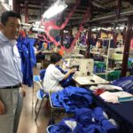 南和繊維工業(株) 代表取締役社長 中川 浩司 氏
