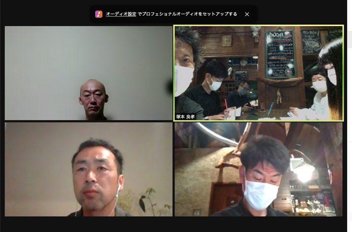 2021年8月 伏見・平城ブロック会0